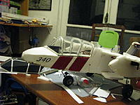 Name: IMG_1988.jpg Views: 887 Size: 146.9 KB Description: clear canopy and new nose! the new look