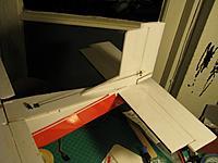 Name: Mporter built_09.jpg Views: 233 Size: 232.9 KB Description: rudder servo