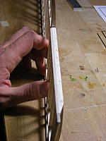 Name: DSCN0401.jpg Views: 474 Size: 116.2 KB Description: Aileron bay sanded so that the aileron can move up and down.