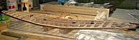 Name: DSCN9403.jpg Views: 331 Size: 127.9 KB Description: Wing completed and awaiting sanding.