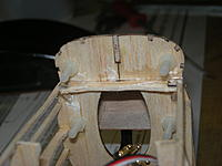 Name: DSCN9752.jpg Views: 311 Size: 130.4 KB Description: BEFORE - Problem: magnets for the hatch are below the bolts.