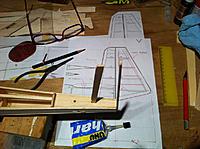 Name: IMG_3343.jpg Views: 109 Size: 171.1 KB Description: Glued in, gotta love German made UHU Hart, best glue period.