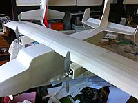 Name: cargo 8.jpg Views: 167 Size: 132.2 KB Description: Rough fit of main wing