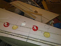 Name: 130420121359.jpg Views: 157 Size: 143.8 KB Description: Split ailerons, for crow brakes and rudder functionality