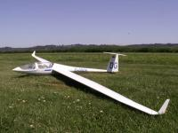 Name: DG505e 004.jpg Views: 173 Size: 102.3 KB Description: Prop removed, nose cap installed, ready for aerotow.
