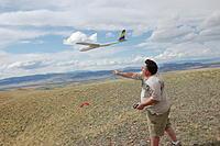 Name: DSC_0048.jpg Views: 37 Size: 259.6 KB Description: The Katie's airborne!
