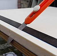 Name: Cutting the 45° angle.jpg Views: 31 Size: 477.4 KB Description: Cutting the inside angle.