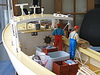 Name: IMG_0883.jpg Views: 188 Size: 184.4 KB Description: Wooden Lobster boat.