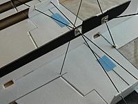Name: DSCN0572.jpg Views: 89 Size: 189.2 KB Description: Starting the carbon bracing.