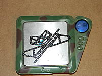 Name: DSCN3618.jpg Views: 164 Size: 252.4 KB Description: A look at the weight of the aileron set, this scale is +/- .01g