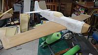 Name: DSC02613.JPG Views: 14 Size: 604.7 KB Description: Starting to look like a plane