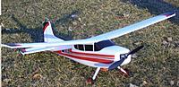 """Name: Cessna  185.jpg Views: 631 Size: 68.5 KB Description: 41"""" wingspan, built up Fuse"""