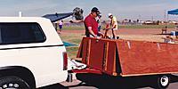 Name: SVSS Elk Grove field 3-Oct 1990-web.jpg Views: 75 Size: 154.7 KB Description: Oct 1990. The first SVSS equipment trailer, at the Elk Grove field.