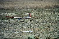 Name: 1998-04 Rough landing spot.jpg Views: 71 Size: 218.6 KB Description: 1998. Rough landing spot! Yeah, we're kinda spoiled now...