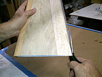Name: 2013-01-06 Zephyr-5.jpg Views: 119 Size: 87.3 KB Description: When it's green, you can use scissors to cut the flashing off.