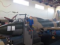 "Name: IMG_3507.jpg Views: 43 Size: 159.8 KB Description: Conner Tornado next to an Impala Mk1 ""Big Jet"""