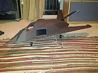 Name: IMG_20120628_212003[1].jpg Views: 63 Size: 241.7 KB Description: My bananahobby 6ch F117 kit coming along slowly.