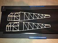 Name: fusehalves.jpg Views: 227 Size: 74.9 KB Description: Both fuselage halves finally framed.
