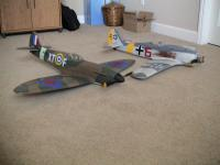 Name: Spit & FW 190....jpg