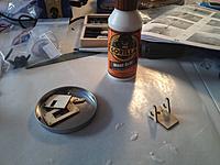 Name: Photo Nov 10, 1 51 22 PM.jpg Views: 126 Size: 167.7 KB Description: putting together the basic pan&tilt. I used wood glue instead of epoxy.