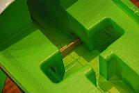 Name: DSC_0286.jpg Views: 242 Size: 106.8 KB Description: Plywood 2mm thick near the carbon fiber rod holes.