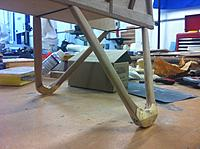 Name: IMG_0914.jpg Views: 126 Size: 227.0 KB Description: brass detail on piano wire, laminated with spruce, landing gear