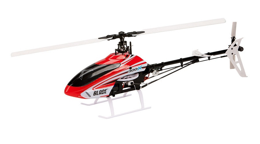 Blade 300x 300cfx With Integrated Beastx Receiver Rc Groups