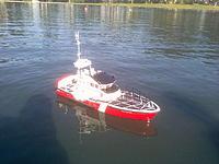 Name: Cape Caution boat lake 2.jpeg Views: 235 Size: 128.7 KB Description: IT DOESNT SINK!