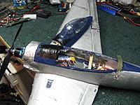Name: IMG_1599.jpg Views: 115 Size: 285.9 KB Description: Modification of Bearcat cockpit area