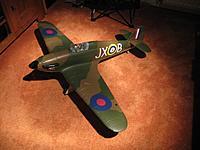Name: hawker hurricane EFLITE 1360mm.jpg Views: 177 Size: 217.5 KB Description: EFLITE Hawker Hurricane 1360mm