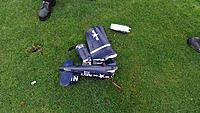 Name: mini corsair crash 06-01-2013 1.jpg Views: 72 Size: 124.8 KB Description: crash my nice F4U