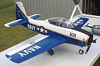 Name: IMG_2892.JPG Views: 18 Size: 207.9 KB Description: My V1 Durafly T-28.