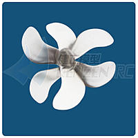 Name: kenzen Coaxial Counter-Rotating Propellers 003.jpg Views: 161 Size: 22.5 KB Description: The eddy energy generated by a single propeller can be used effectively in the Coaxial Counter-Rotating Propellers.And, two propellers propel can make a larger diskratio, reduced the propellers diameter, improved the propulsive efficiency.  Used for ROV