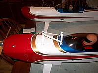Name: 100_5676 2.jpg Views: 14 Size: 133.9 KB Description: ARF cabane bolts upper wing to 2 tabs on underside of upper wing.