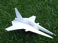 Name: Zagi1b.jpg Views: 504 Size: 82.2 KB Description: A more advanced TFPF design using paper airplane construction methods with thin foam board.