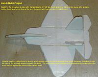 Name: SANY0001.jpg Views: 206 Size: 151.9 KB Description: The first hand launched glider I made into a rubber band launched toy airplane for the grandson.