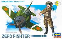 Name: ZeroEggPlane.jpg Views: 195 Size: 46.9 KB Description: The famous Zero fighter of the Japanese made history during World War 2.