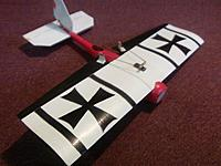Name: WarringBat.jpg Views: 200 Size: 175.5 KB Description: Another War Bam Bat design, but I am looking for a name that suggests WW1 design for the category.
