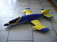 Name: TitanAHGliderMod1c.jpg Views: 132 Size: 429.0 KB Description: This is an interesting design, but reducing the main wing size isn't going to make it a slow flyer.  I would tend to make the main wing wider for more lift and a slower flight, or cruise speed.