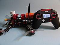 Name: DSC07659.JPG Views: 302 Size: 1.19 MB Description: Arris 250 quad for first flights.