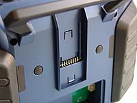 Name: DSC00181.JPG Views: 927 Size: 1.87 MB Description: Connector for Lite type external module.   Black push buttons inputs visible on back.