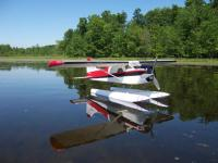 Name: 22 floats on willos lake.jpg