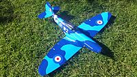 Name: Trevors Spitfire Mk24.jpg