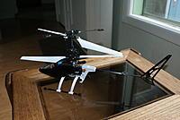 Name: DSC05302.jpg Views: 30 Size: 135.8 KB Description: One off carbonfibre body. The custom parts list is extensive.