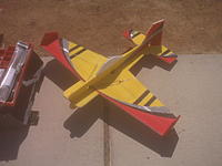 Name: Chirs's new plane at delivered at Rogue.jpg