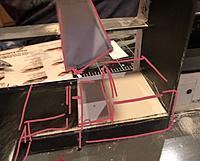 Name: 07A49DC2-5468-4B53-8C14-1CBCDE27C5DF.jpeg Views: 4 Size: 1.88 MB Description: Rough sketch of seat platform layout change