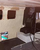Name: E96C43DF-CC51-46AF-80E2-1B66EA54D13A.jpeg Views: 3 Size: 710.4 KB Description: Setting up the interior seat height location using the exterior window locations.