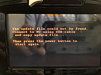 Name: Hang Screen 05.jpg Views: 35 Size: 95.9 KB Description: After Forced USB Update, Mass Storage text did appear.