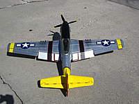 Name: P 51 Rear.jpg Views: 107 Size: 107.5 KB Description: