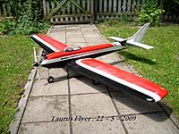 Name: DSCI0087.jpg Views: 106 Size: 313.9 KB Description: Reconstructed Taurus of the Crate, First successful Taurus of Ed Kazmirski